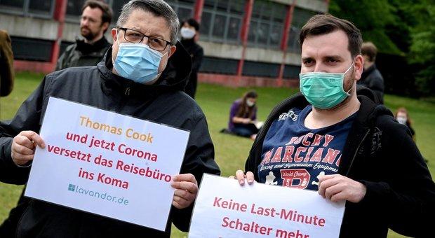 Coronavirus Germania, 202 morti in più in 24 ore, oltre 6mila vittime in totale con oltre 157mila contagiati