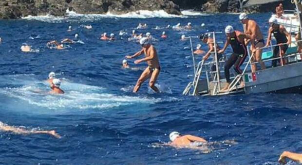 Escape from Santo Stefano, sulla spiaggia di Ventotene trionfa la toscana Maria Vittoria Suisola. Ecco la classifica completa