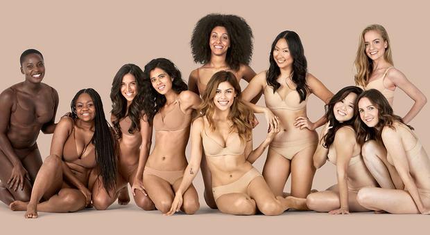 «Nude for All», arriva la lingerie per ogni tipo di pelle (e di donna)