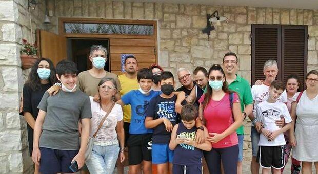 """Autismo, la prima vacanza """"fuori porta"""" per i ragazzi dell'associazione di Latina"""