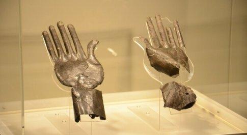 I tesori di Vulci in mostra al museo archeologico di Francoforte