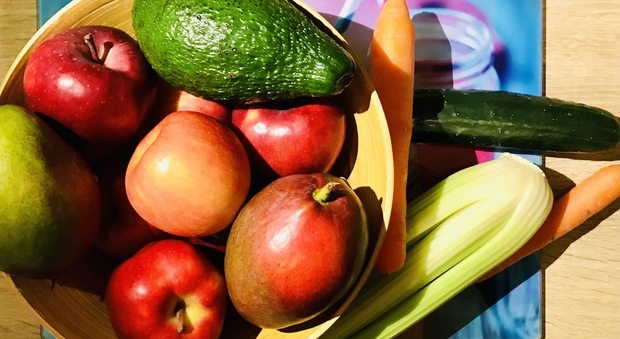 Frutta e verdura per depurarsi dopo le festività