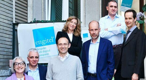 E-gate si unisce a Engitel per rafforzare l'offerta digitale