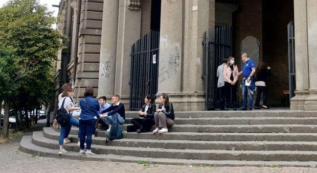 Il liceo classico Buratti di Viterbo