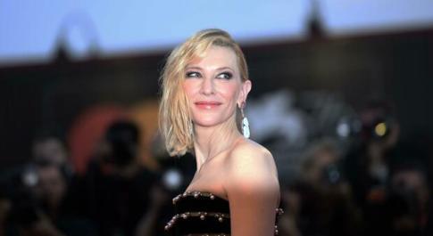 Cate Blanchett, presidente