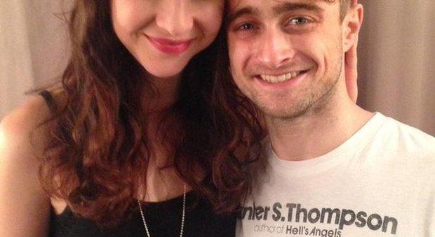 Daniel Radcliffe dating storia