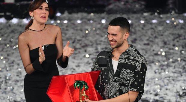 Sanremo 2019, diretta ultima serata. Vince Mahmood: «Io