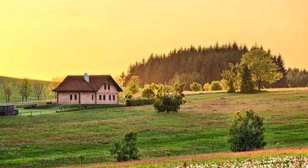 immagine Vivere in campagna a contatto con la natura: soluzioni e idee per una vera country-life