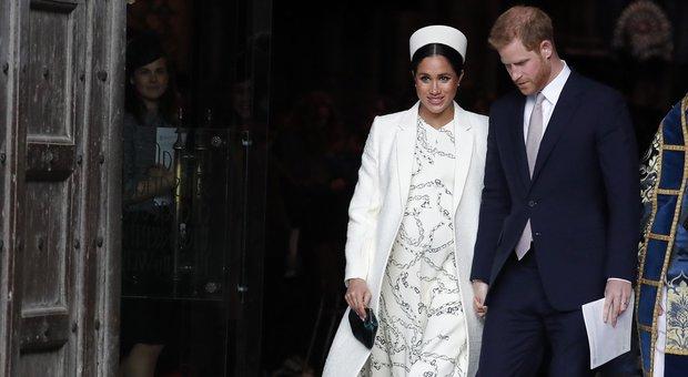 Meghan Markle, niente gioielli di Lady D: lo ha deciso la Regina