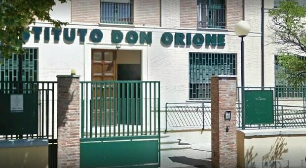 La casa di riposo Don Orione