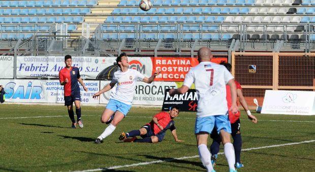 Il Rieti supera la Torres allo Scopigno