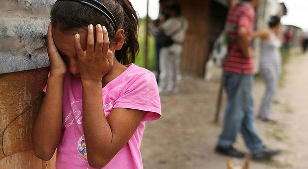 Sempre più bambine vittime della tratta di essere umani