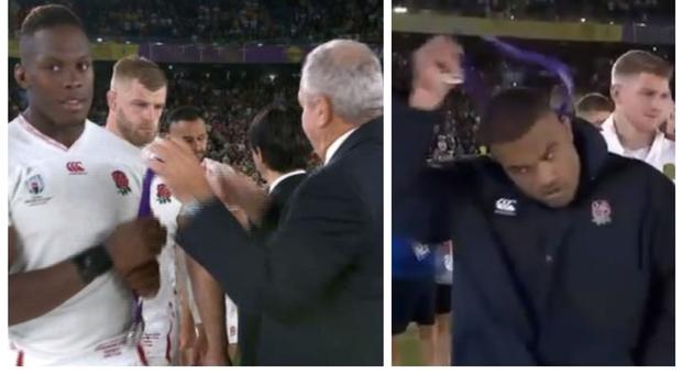 Rugby, Mondiali, medaglie rifiutate: Itoje, il rugbysta poeta stizzito che dimentica Kipling e il ct Erasmus che se lo ricorda