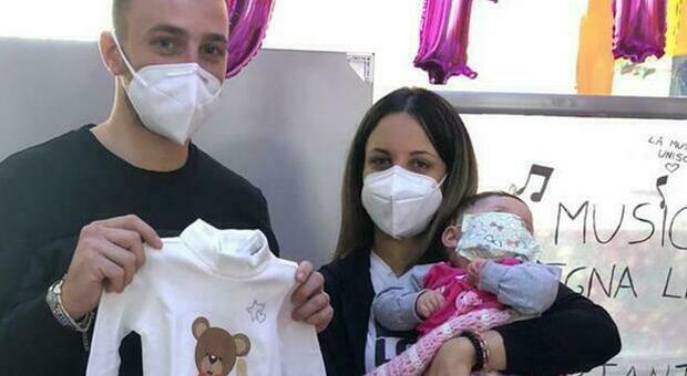 Atrofia muscolare spinale, bambina salvata al Santobono di Napoli con il farmaco più costoso al mondo