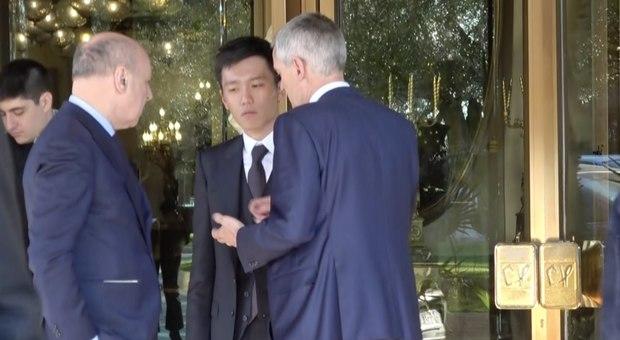 Vertice Marotta - Zhang, incontro a Roma in queste ore