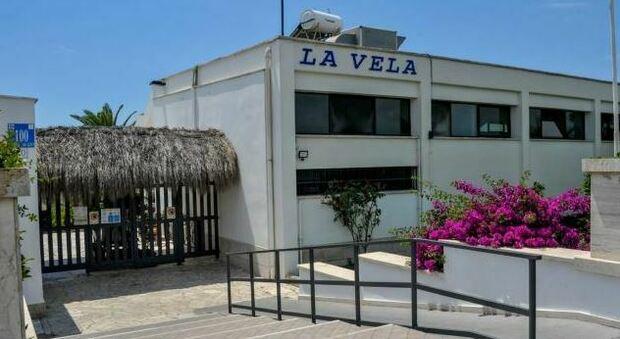 """Lo stabilimento """"La Vela"""" di Ostia chiuso per un caso di coronavirus"""