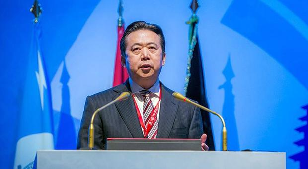 Scomparso in Cina presidente Interpol - Ultima Ora
