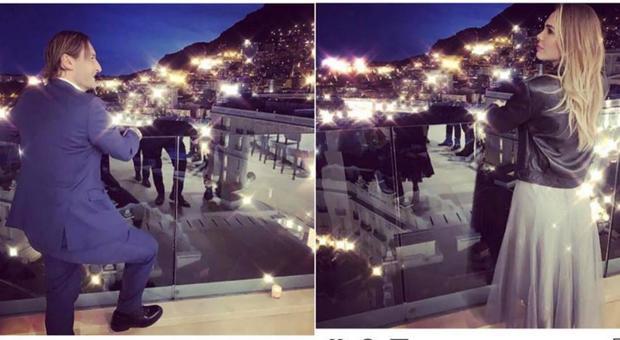 Compleanno a Monte Carlo per Ilary Blasi