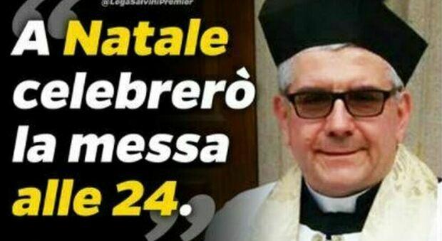 Don Alfredo, il parroco che sfida il Dpcm: «A Natale celebrerò la messa a mezzanotte»