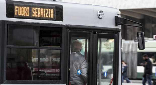 Roma, domani sciopero dei trasporti di 24 ore