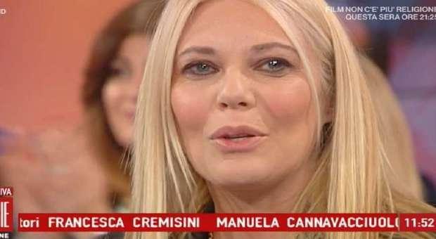 Eleonora Daniele E Nata Carlotta La Conduttrice Di Storie Italiane Diventa Mamma