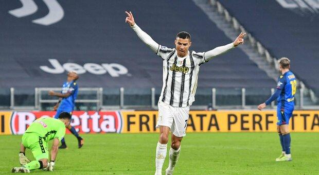 Pagelle Juve-Udinese, Dybala si sveglia nel finale, Ronaldo numeri da gigante