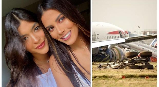 Cade un aereo, 9 morti: su Instagram l'ultima tragica story di due modelle a bordo