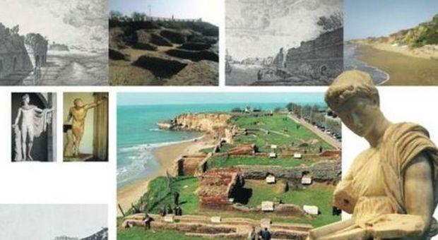 La Villa perduta di Nerone, devastato da mareggiate e incuria il complesso di Anzio sta scomparendo