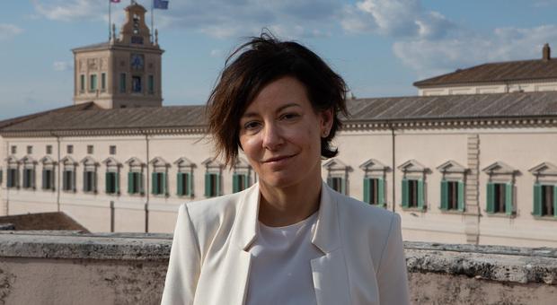 La ministra Paola Pisano