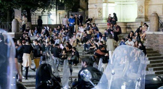 Lazio,obbligo mascherina in zone movida: è in arrivo un'ordinanza della Regione