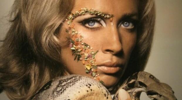 Isa Stoppi, addio alla modella con gli occhi «come grandi laghi»