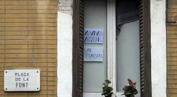 Barcellona in rivolta contro il turismo: «Basta invasione selvaggia, stranieri tornate a casa»