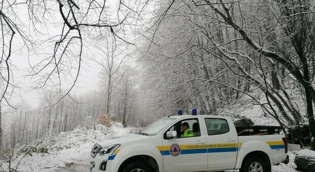 Otto squadre della Protezione civile saranno dislocate a Cittaducale in vista del maltempo