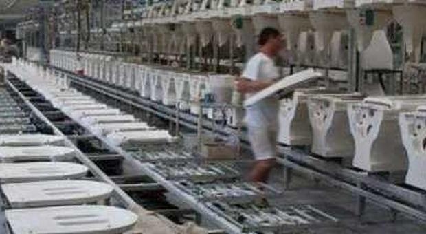 Ceramiche Bagno Civita Castellana.Distretto Della Ceramica Acquisizioni In Vista Per Le Aziende Di