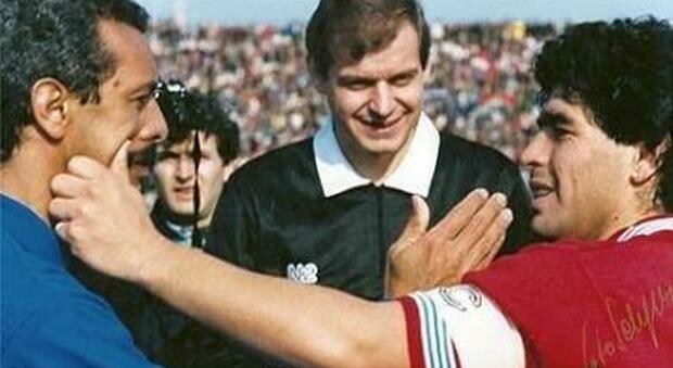 Maradona a Pescara