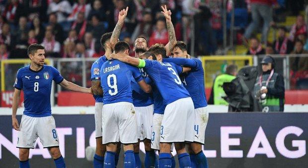 Italia, Biraghi dedica il gol ad Astori: «Gli devo tutto»