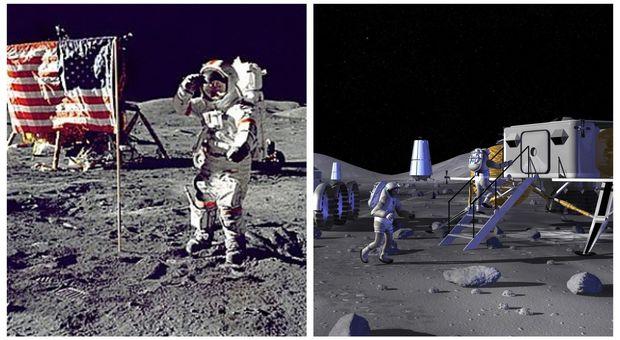 Gli astronauti americani entro 5 anni sulla Luna - Scienza & Tecnica