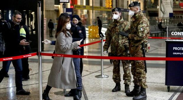 Covid, seconda ondata sull'Europa: piano dell'esercito per l'Italia, militare pronti per l'autunno
