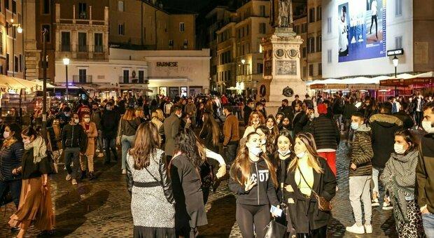 Covid Roma, il prefetto: da Trastevere al Pigneto, ecco le piazze transennate da venerdì