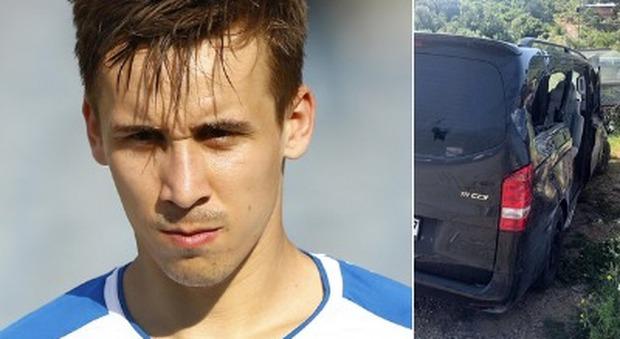 Turchia, incidente al minibus dei calciatori dell'Alanyaspor: muore il nazionale ceco Sural