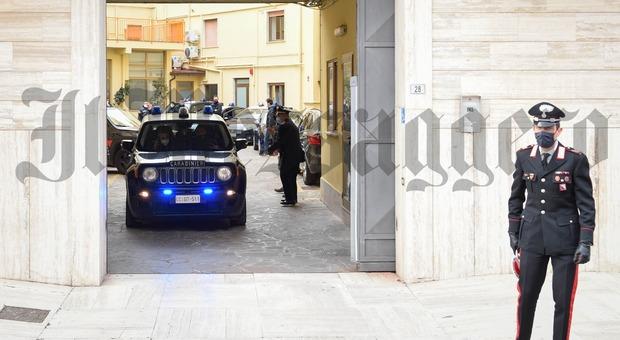 Gli arresti eseguiti questa mattina