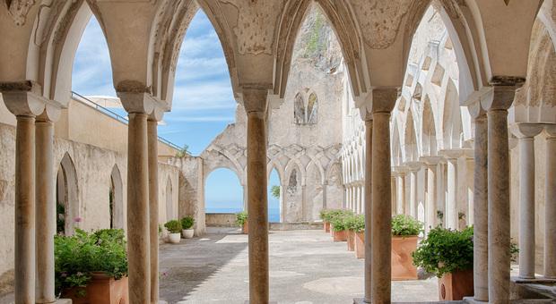 Il Chiostro di San Pietro della Canonica ad Amalfi