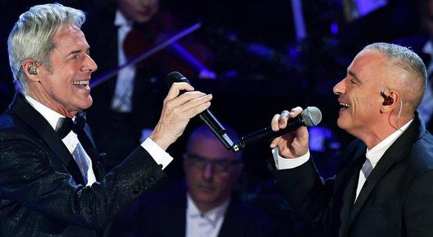 """Sanremo 2019, testo e significato di """"Adesso tu"""" cantata da Ramazzotti e Baglioni"""
