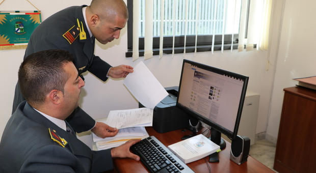 Falsi crediti d'imposta per aggirare il fisco, sequestri anche in provincia di Latina