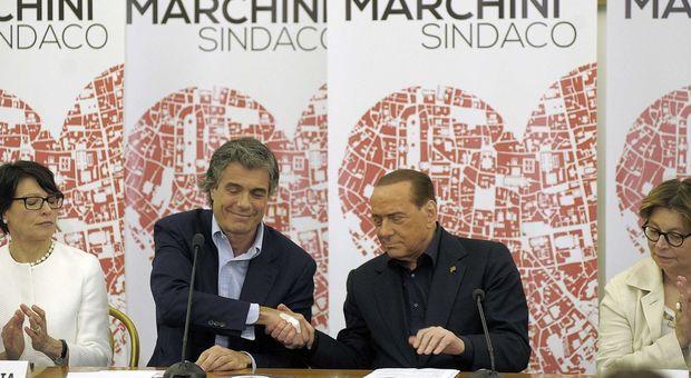 Comunali 2016, Marchini presenta la sua squadra: «Non un uomo solo al comando: il mio è un dream team»