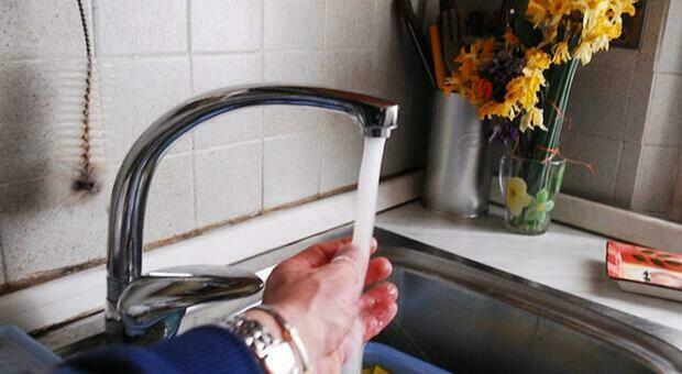 La fornitura idrica