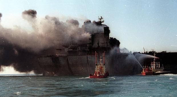 Moby Prince, 30 anni fa la tragedia. Giallo irrisolto, Mattarella: «Impegno a fare luce»