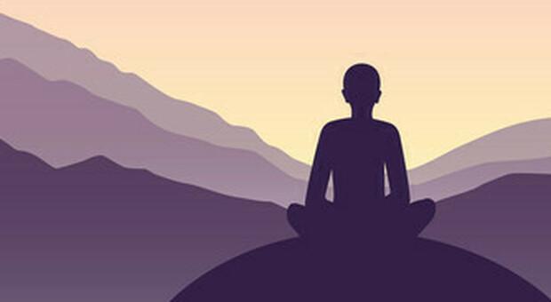 Covid, contro l'ansia gli italiani scoprono la meditazione