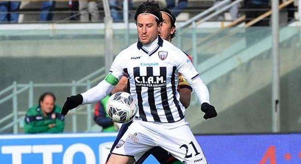 Daniele Cacia (Ascoli) è terzo fra i cannonieri di ogni tempo, in serie B
