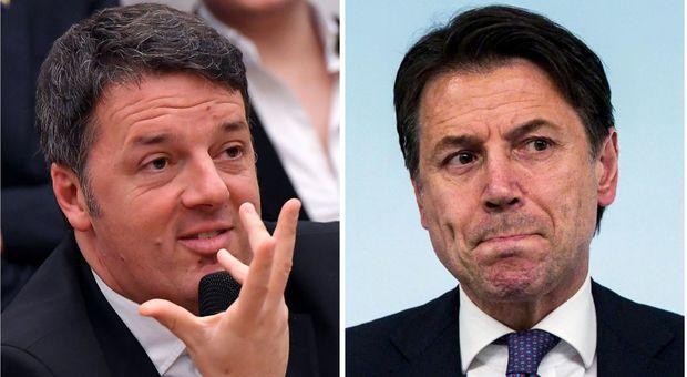 Governo, Renzi e Conte vicini allo strappo: Italia Viva alla conta